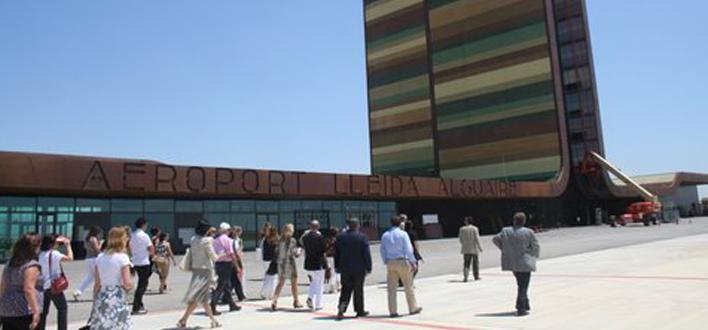Jornada sobre el nou Aeroport de Lleida – Alguaire per Angel Business Lleida