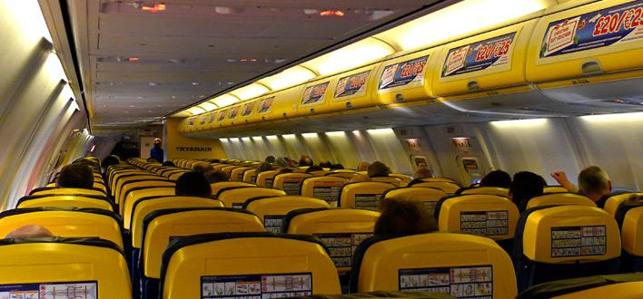 Ryanair da el disparo de salida en el aeropuerto de Lleida