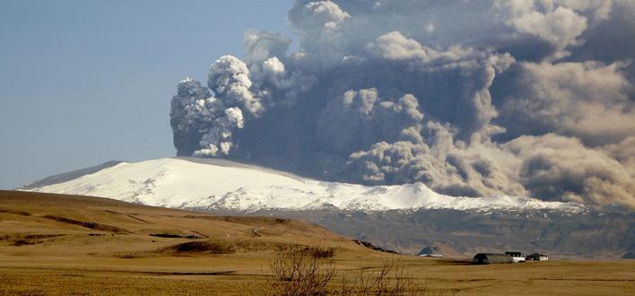 Segueix el fum del volcà d'Islàndia en temps real amb Radar Virtuel