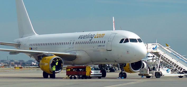 Vueling inaugura el nuevo aeropuerto de Lleida